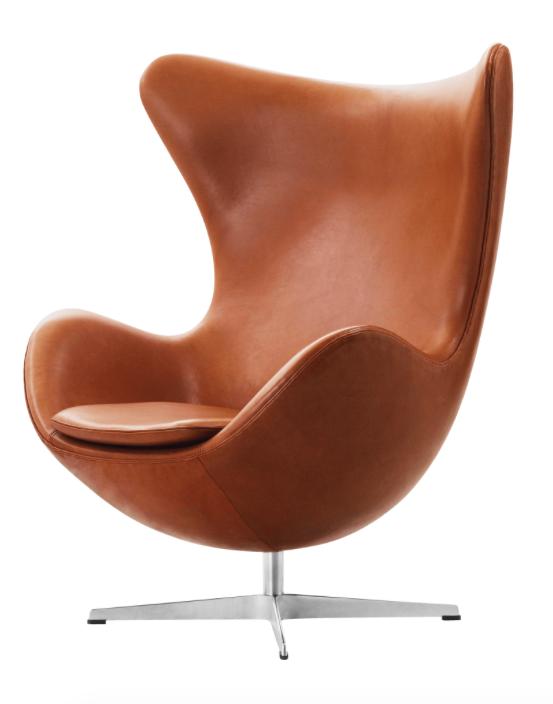 Arne Jacobsen Egg Chair Upholstery photo